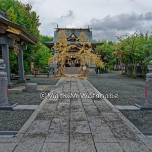 西浦荒神社-復興がえる
