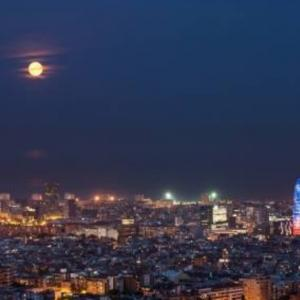 今宵 満月。令和元年ラストの真ん丸に逢えるかな