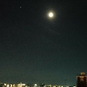 今宵、双子座満月。半影月食を眺めよう