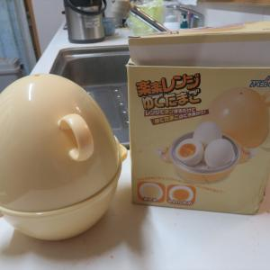 卵の殻を簡単に剥く方法