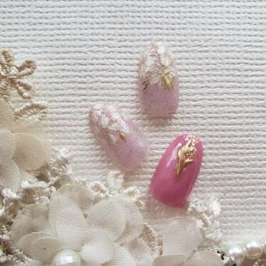 【チップ遊び】お花とミラー