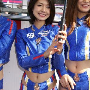 藤木由貴 さん(2016 WedsSport Racing Gals)