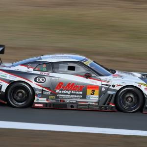 GT300 : #3 B-MAX NDDP GT-R