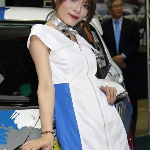 Reila さん(豊田自動織機 ブース)