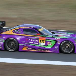 GT300 : #111 エヴァRT初号機 Rn-s AMG GT