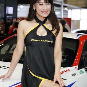 高瀬らん(日高艶子) さん(SARD × GREAT DRIVE ブース)・・・ パート1