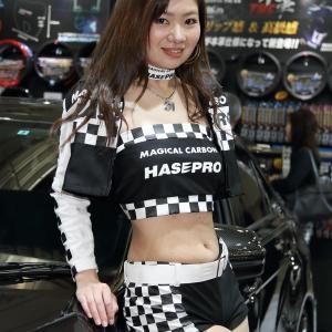 小高実和 さん(HASEPRO,INC ブース)