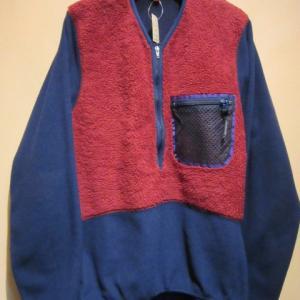 90s パタゴニア アクアファーフリースジャケット