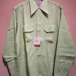 Deadstock 40s-50s レーヨンシャツ