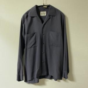 50s-60s ループカラーシャツ
