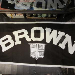 ブラウン大学 バナー/ カレッジ バナー brown university banner