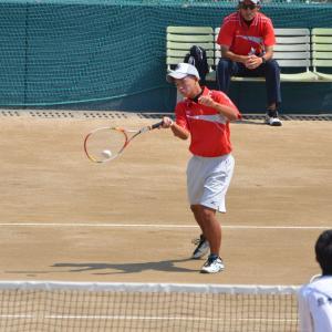 H24 高校総体ソフトテニス個人戦