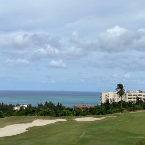 沖縄リゾートゴルフ♪