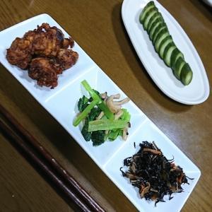 里芋と鶏肉の煮物