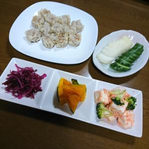 鱈の野菜餡掛け