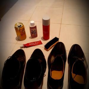靴磨きと証人尋問雑感