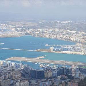 スペイン旅日記☆ジブラルタル海峡