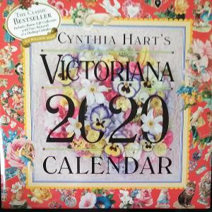 CYNTHIA HART'S VICTORIANA 2020 CALENDAR