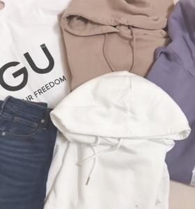 GUで買い物★