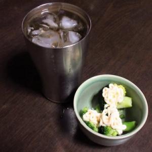 お腹空いてない晩酌肴やテレ飯や上野公園の写真など・・・