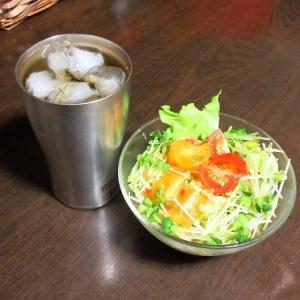 鶏チャーシューや大根煮で晩酌