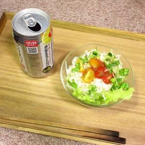 鶏肉セロリの中華塩炒めやニラ卵とじで晩酌&食材購入は控えめにしよう