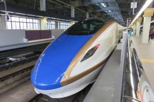 台風19号による水没でとうとう廃車に。【JR東日本・JR西日本北陸新幹線】