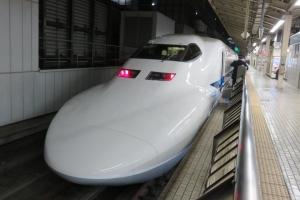 とうとう引退だそうです。【JR東海、新幹線700系】