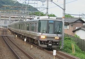 新快速が運行開始50周年を迎えます。【JR西日本】