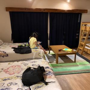 ネスタリゾートグランピング④プレミアムキャビンに宿泊