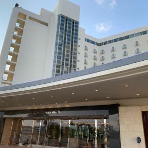 沖縄旅行1日目②ラグナガーデンホテルへチェックイン