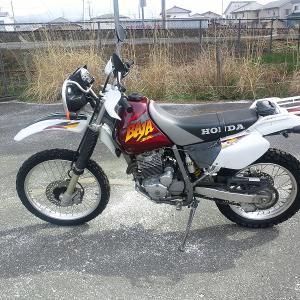 ホンダXR250バハ