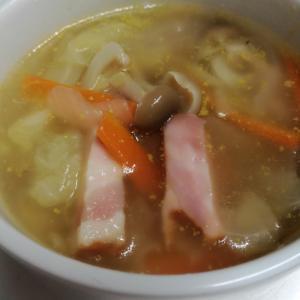 スープの思い出