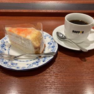 ケーキですな。
