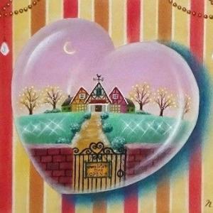 雪解けのチョコレートショップへ(パステルアート)と1月教室日程について