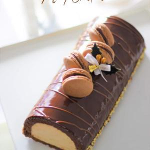 マロンとチョコレートのケーキ「マロニエ」