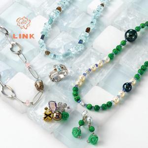 LINKサマージュエリー&Sghrハンドメイドガラスフェア〈8/3~12〉