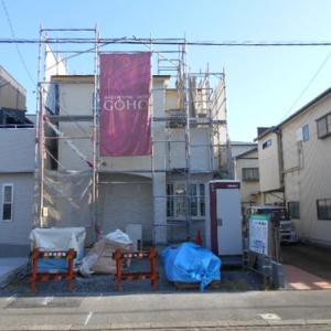 駿河区M2 N様邸(外壁工事)(#^.^#)