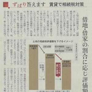 賃貸で相続税対策(#^.^#)