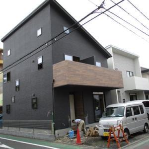 駿河区I T様邸(サイディング工事)(#^.^#)