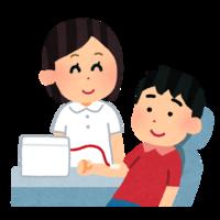 4月の献血低迷(+_+)