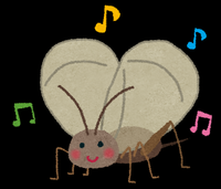 虫の声by職場の教養(*゚▽゚*)