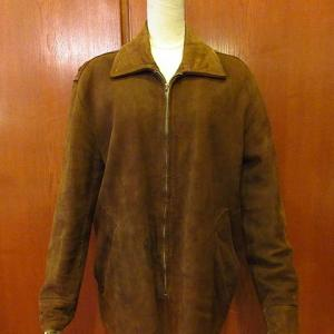1940's Briar Club Nubuck Sports Jacket, 1930's-1940's Hickory Striped Overalls, 1910's-1920's WWI Military Photo,,,