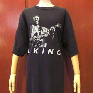 1990's B.B.King Photo print T-shirt black size XL, 1990's Rod Stewart×SANTANA×JEFF BECK 1995 Tour T-shirt White, 1950 's Novelty Striped Rayon Western Shirt...