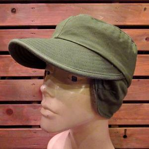 1940's U.S.ARMY Chino Hat,1940's DEADSTOCK M-41 Pile Field Cap Size 7 1/4.Vintage Enders Benzin-Baby No.9063 Camp Stove Junk,,,