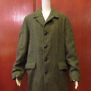 1960's Lakeland Tweed Coat, Vintage Una O'Neill Turtle Neck Sweater, 1950's Farnsby Wool Western Shirt,,,