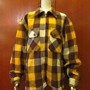 1940's-1950's Zip-Up Plaid Wool Jacket, 1940's-1950's Jantzen Wool Cardigan, 1980's Brooks Brothers Plaid BD Shirt,,,
