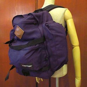 EASTPACK Nylon backpack purple, 1950's-1960's Hamilton-Skotch SKYLANDER metaljug, PENDLETON Kilim rug 237cm×158.5cm...