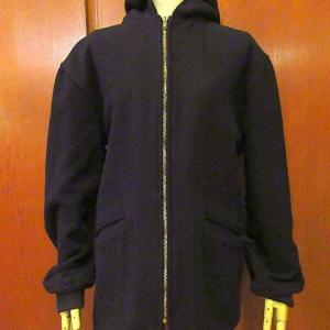 1970's U.S.NAVAL ACADEMY Cadetcoat size M, 1950's M-1951 Initial thick military Fishtail hoodie size L, 1940's U.S.ARMY M-1943 Pile liner jacket...