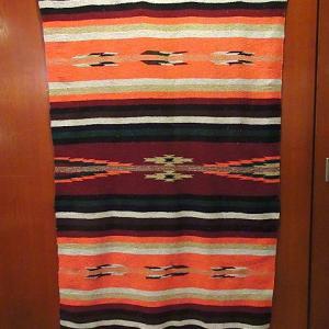 vintage Wool chimayo rag 185cm×120cm, 1980's DEADSTOCK Levi's 501 Stone wash W29 L32, 1980's DEADSTOCK Wrangler 13MWZ Straight jeans W29 L31...